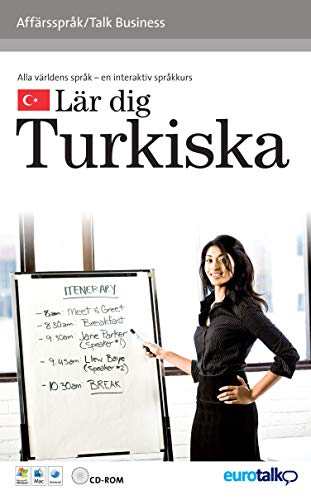9781846062162: Talk Business - Turkish: An Interactive Video CD-ROM - Intermediate Level