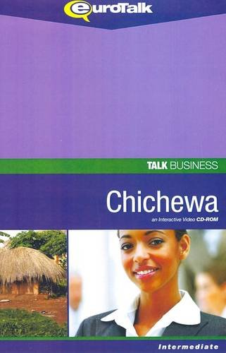 9781846063336: Talk Business - Chichewa: An Interactive Video CD-ROM. Intermediate Level