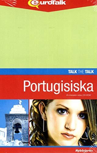 9781846064098: Talk The Talk Portugiesisch. Windows Vista/XP/2000/ME und Mac ab10.3.9: Redewendungen und Dialoge f�r Teens - f�r Anf�nger mit Vorkenntnissen: Interactive Video CD-ROM - Beginners+ Level