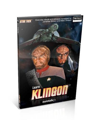 9781846066061: Talk Now! Learn Klingon 2011 (English and Multilingual Edition)