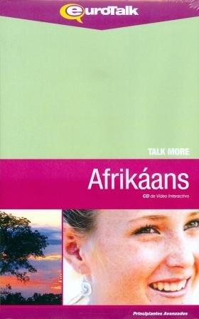 Talk More - Afrikaans: An Interactive Video CD-ROM: EuroTalk Ltd.