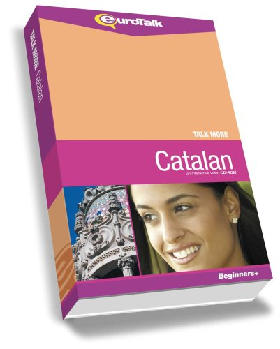 Talk More - Catalan: An Interactive Video CD-ROM: EuroTalk Ltd.