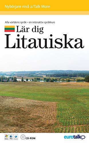 9781846068720: Talk More Litauisch. CD-ROM. Windows 98/NT/Me/2000/XP o. Apple Macintosh OS 7 oder höher (Mac OS X kompatibel): Sprachkurs für Anfänger mit ... Video CD-ROM for Learning Lithuanian