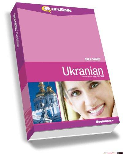 Talk More - Ukrainian: An Interactive Video CD-ROM: EuroTalk Ltd.