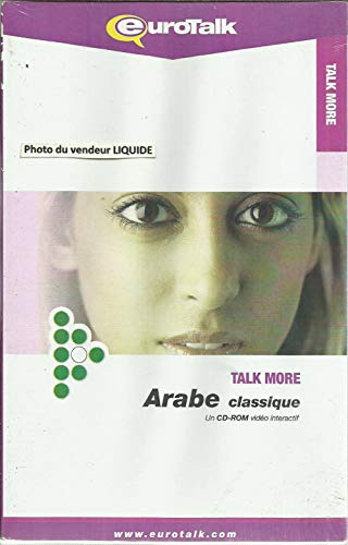 9781846069413: Talk More! Arabic: An Interactive CD-ROM for Learning Arabic