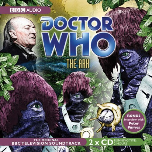 9781846070457: Doctor Who, the Ark