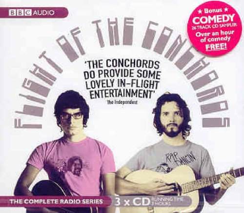 9781846070709: Flight of the Conchords (BBC Audio)