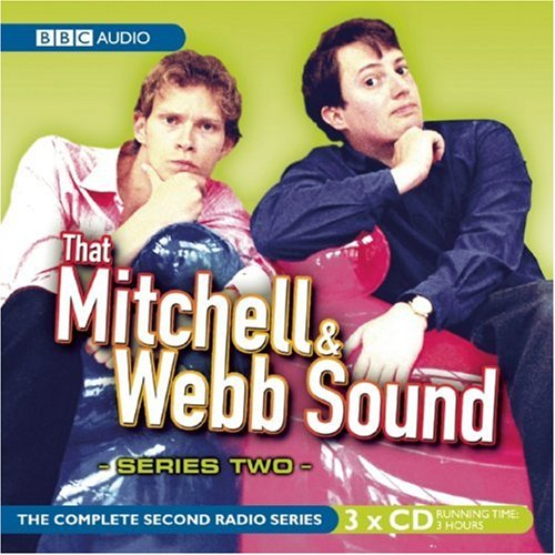 9781846070716: That Mitchell and Webb Sound: Series Two: The Complete Radio Series (Complete Second Radio (BBC Audio))