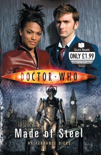 9781846072048: Doctor Who: Made of Steel (Quick Reads)