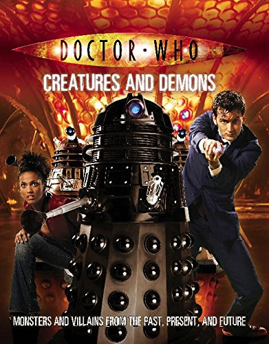 9781846072291: Doctor Who: Creatures and Demons