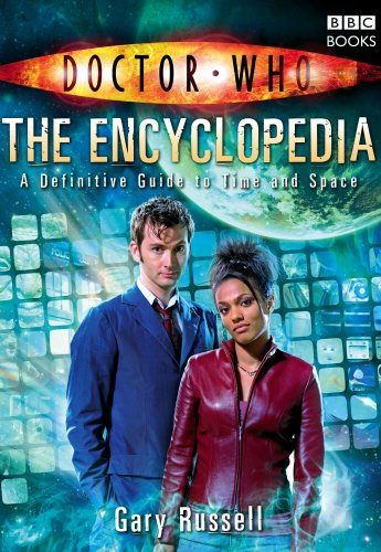9781846072918: Doctor Who Encyclopedia (Doctor Who (BBC Hardcover))