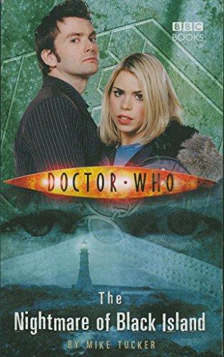 Doctor Who The Nightmare of Black Island: Mike Tucker