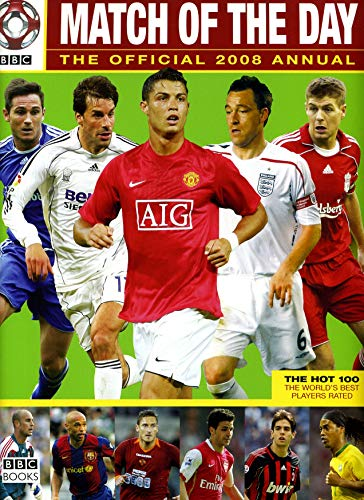 9781846073458: Match of the Day: The Official 2008 Annual