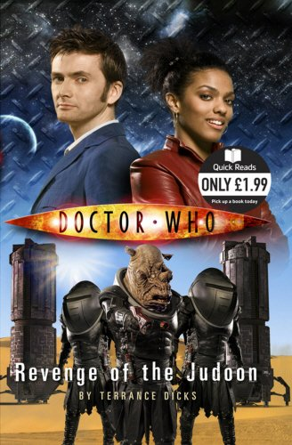9781846073724: Doctor Who: Revenge of the Judoon (Quick Reads)