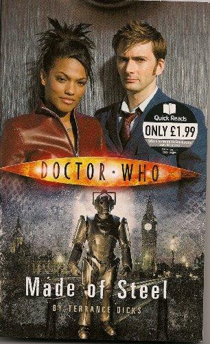 9781846074554: Doctor Who Made of Steel