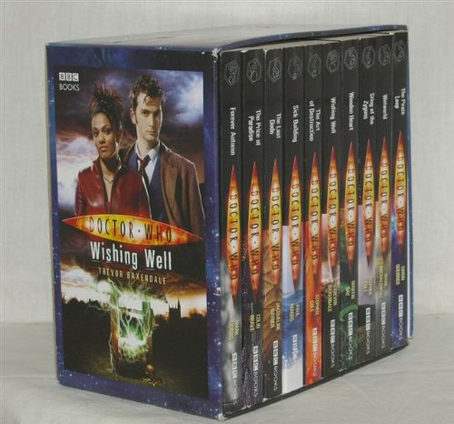 9781846075988: The All New Doctor Who Collection ; [10 volume cased set ] ;The Pirate Loop , Wetworld, Sting of the Zygons , The Art of Desruction , Wooden Heart , Wishing Well , Sick Building , The Last Dodo, The Price of Paradise, Forever Autumn