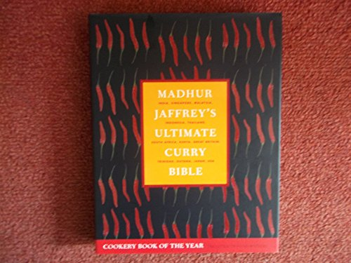 9781846076022: Madhur Jaffrey's Ultimate Curry Bible
