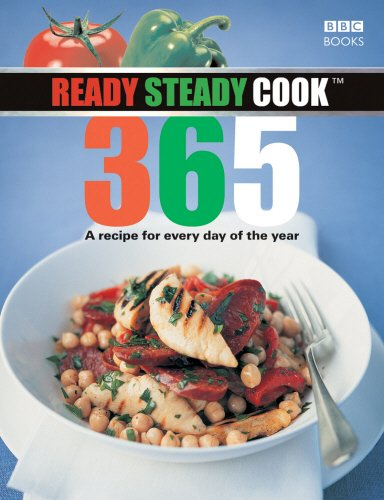 9781846078019: Ready, Steady, Cook 365: A recipe for every day of the year