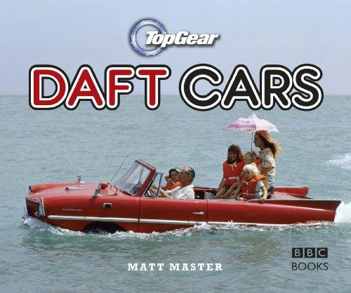 9781846078071: Top Gear: Daft Cars