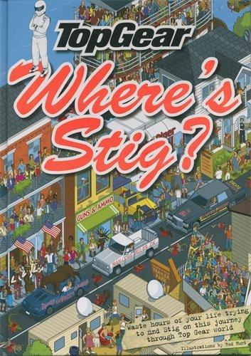 9781846078088: Where's Stig? (Top Gear)