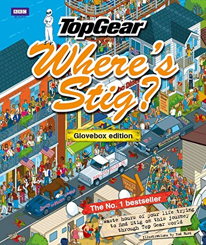 Where's Stig? (Top Gear (Hardcover)) - Matt Master