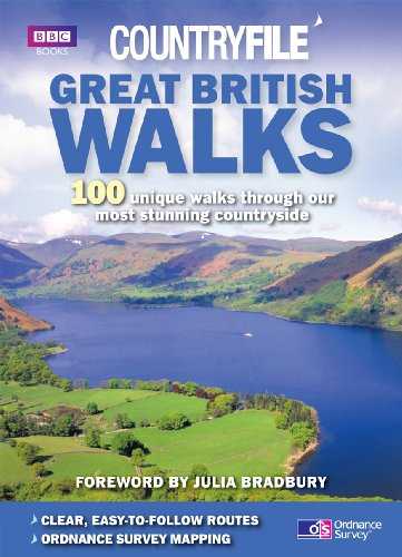 Great British Walks : 100 Unique Walks: Cavan Scott; British