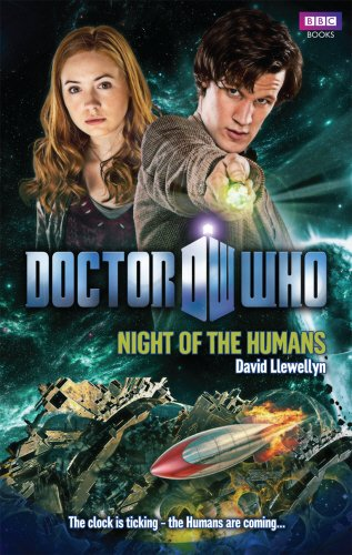 Doctor Who: Night Of The Humans: David Llewellyn