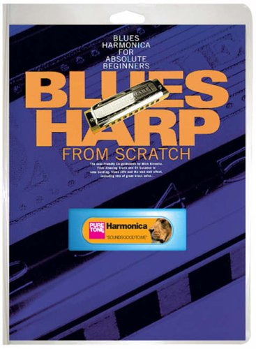 9781846090202: Blues Harp From Scratch