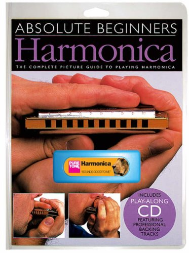 9781846090226: Absolute Beginners: Harmonica - Instrument Pack