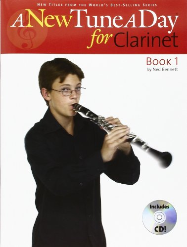 9781846090271: A New Tune A Day: Clarinet - Book 1 (CD Edition)