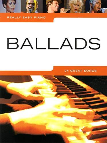 9781846090400: Ballads (Really Easy Piano)