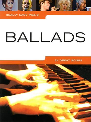 9781846090400: Really Easy Piano Ballads-