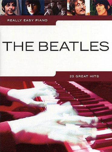 9781846090448: Really Easy Piano: The Beatles (Really Easy Piano S.)