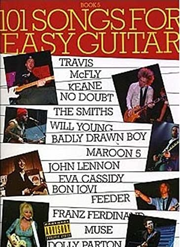 9781846090615: 101 Songs for Easy Guitar: Pt. 5: Book 5