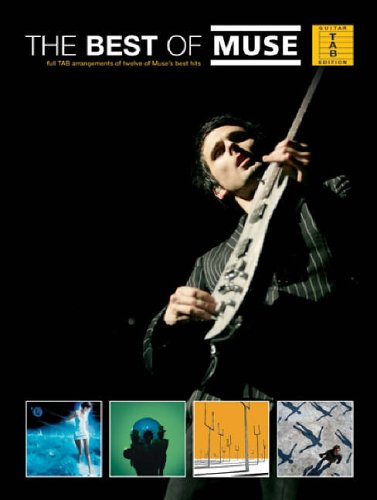 9781846090646: Muse The Best Of Muse (Tab): For Guitar TAB