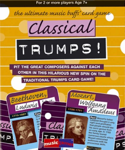 9781846090714: Classical Trumps