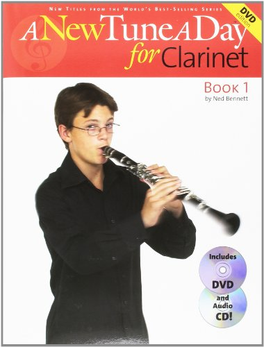 9781846091377: A New Tune A Day Clarinet Book 1 (Dvd Edition) Clt Bk/Cd/Dvd (New Tune a Day Book & CD + DVD)
