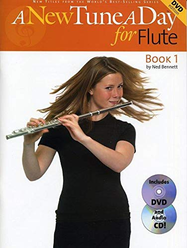 9781846091384: A New Tune a Day for Flute