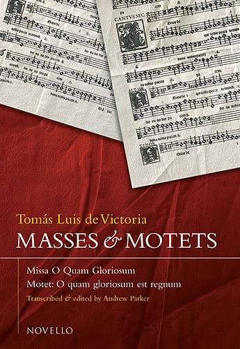 Missa O Quam Gloriosum (Masses And Motets): Music Sales America