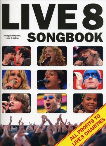 9781846091865: Live 8 Songbook