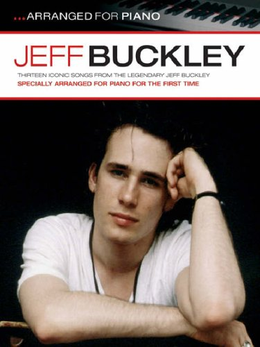 9781846092473: Jeff Buckley: Arranged for Piano