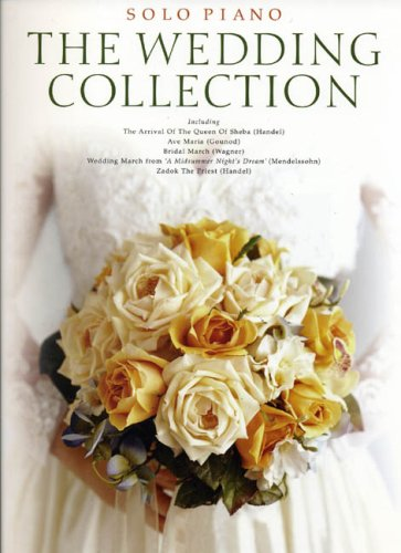 9781846092848: Wedding Collection For Solo Piano