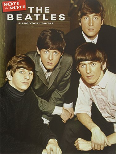 9781846093128: The Beatles: Note-for-Note Piano Transcriptions