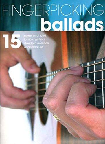 9781846093524: Fingerpicking Ballads