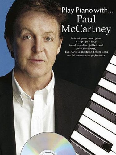 9781846094248: Play Piano With. Paul McCartney: PVG (Piano Voice Guitar)