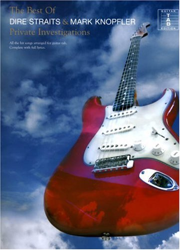 9781846094385: BEST OF DIRE STRAITS/KNOPFLER: Private Investigation TAB