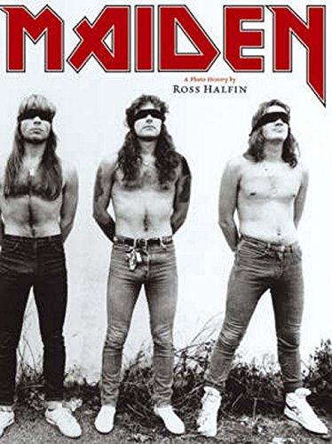 9781846094453: Iron Maiden