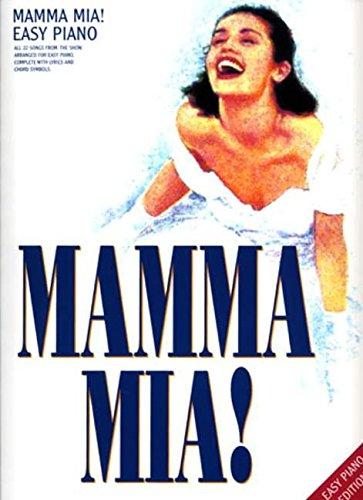 9781846094477: Mamma Mia - Easy Piano Edition