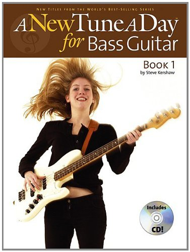 9781846095023: A New Tune a Day for Bass Guitar: [Book 1] (A New Tune a Day)