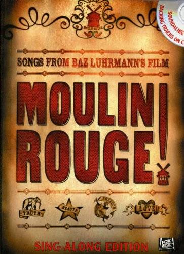 "9781846095221: "" Moulin Rouge "" (Book & CD)"